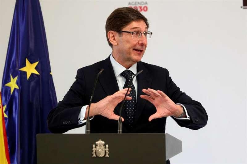 El presidente de Bankia, José Ignacio Goirigolzarri, en una imagen reciente. EFE