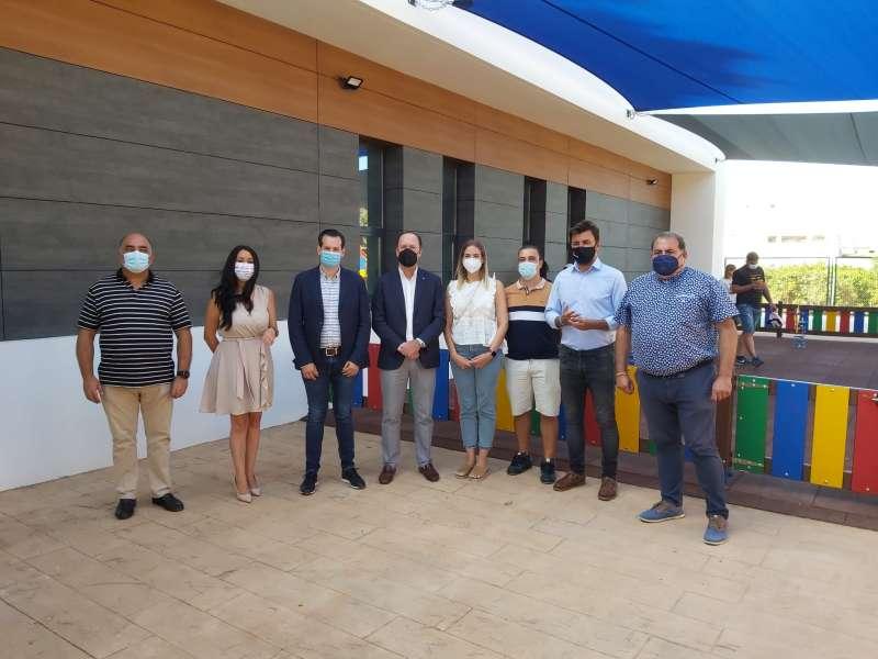 Inauguración del curso/EPDA