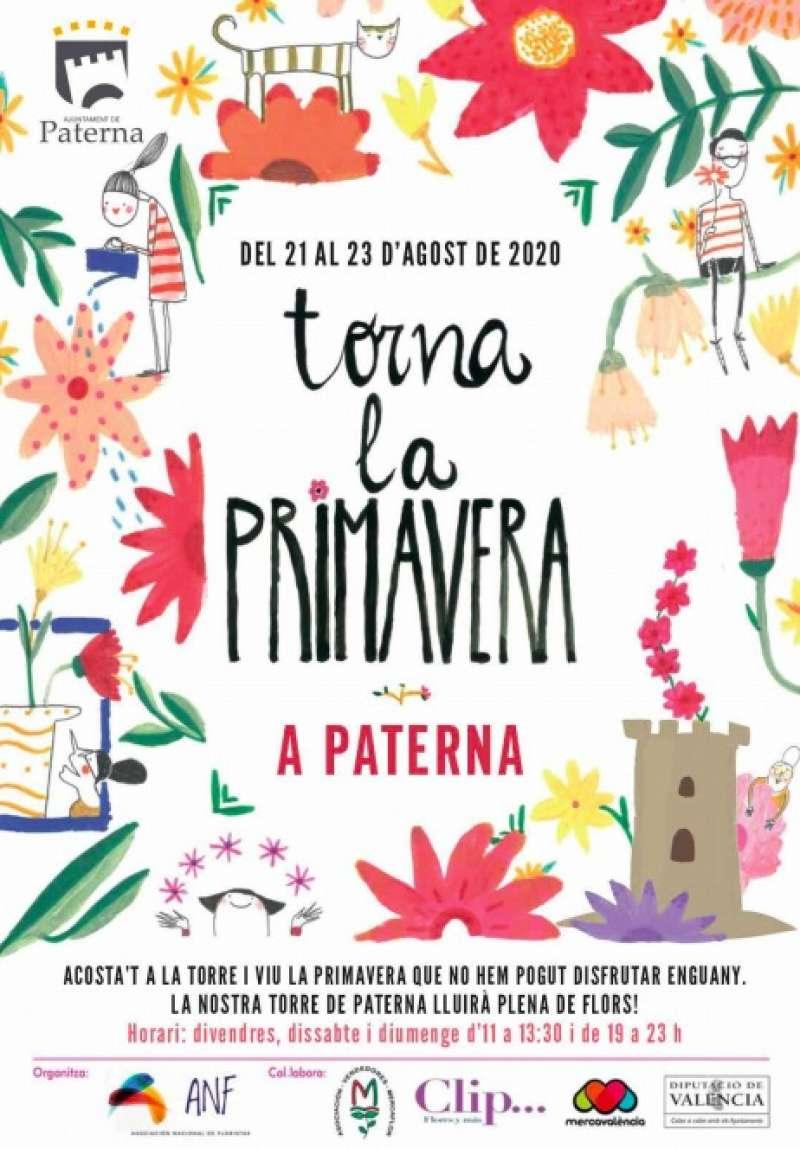 Paterna participa en el proyecto
