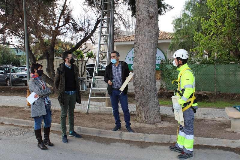 Instalación de los nidos/EPDA