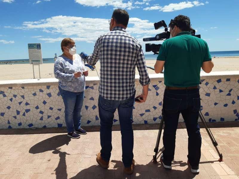 Entrevista a la regidora de Turisme de La Pobla de Farnals