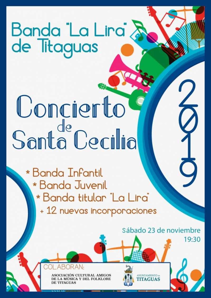 Santa Cecilia en Titaguas. EPDA