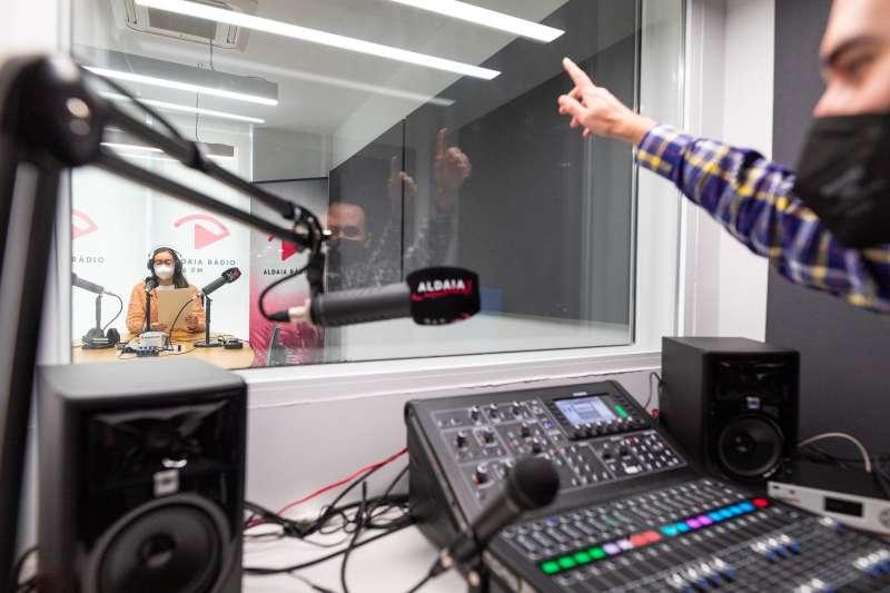 Aldaia Ràdio presenta les seues noves emissions. EPDA