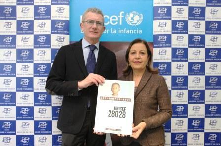 Eugenio Calabuig y Bienvenida Guerrero. Foto EPDA