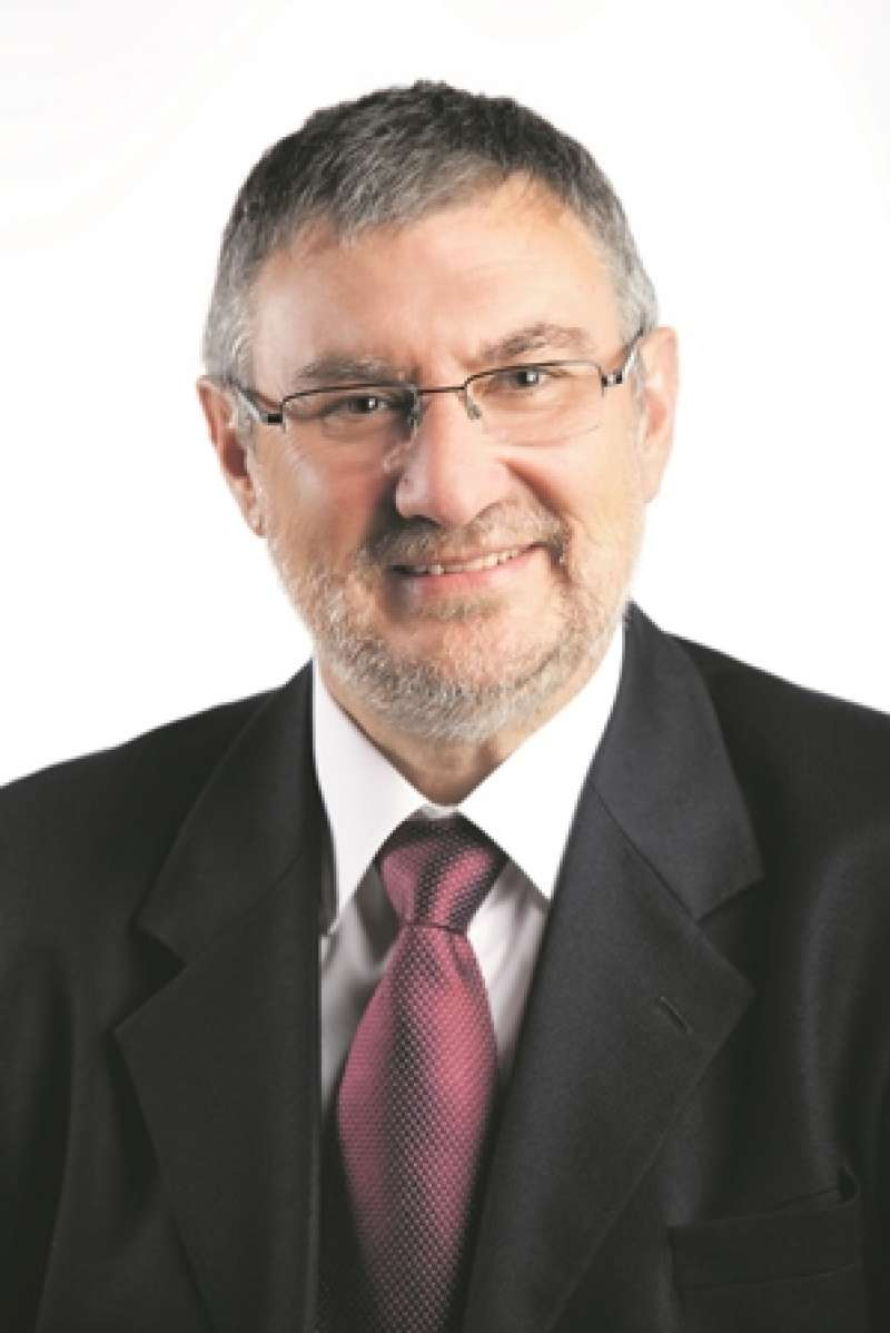 Julio Martínez, alcalde de Vinalesa. EPDA