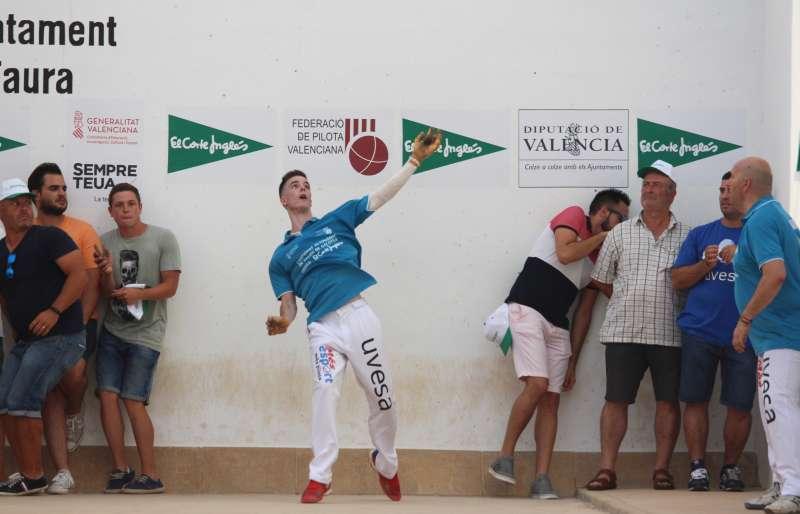 Salva Palau vol altre trionf amb el seu club, Ovocity Marquesat