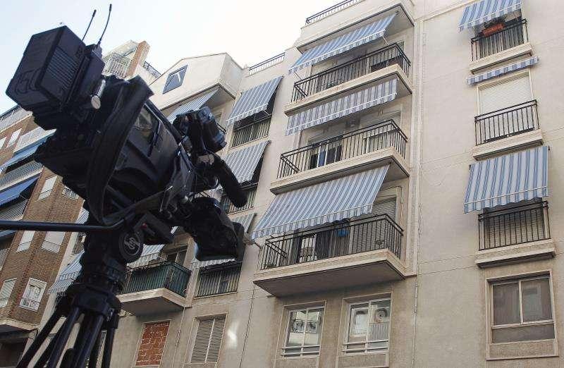 Una cámara en el lugar de los hechos. EFE