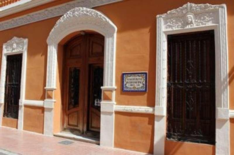 Edificio de la Mancomunitat. EPDA