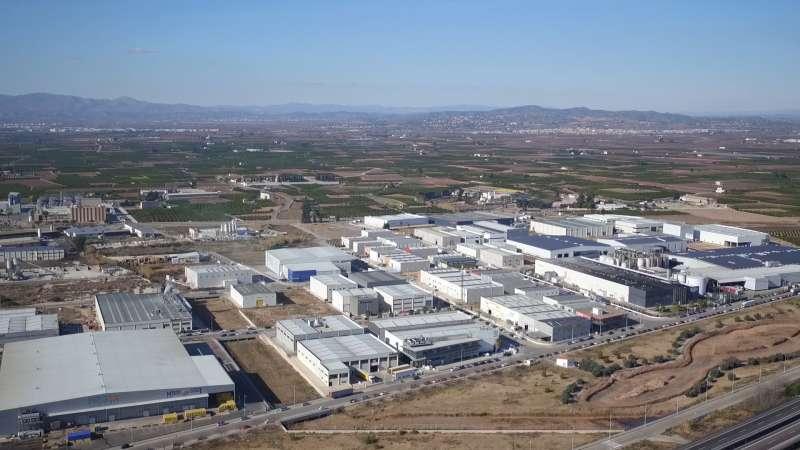 Zona industrial d
