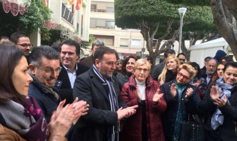 El PSPV-PSOE en Almoradí