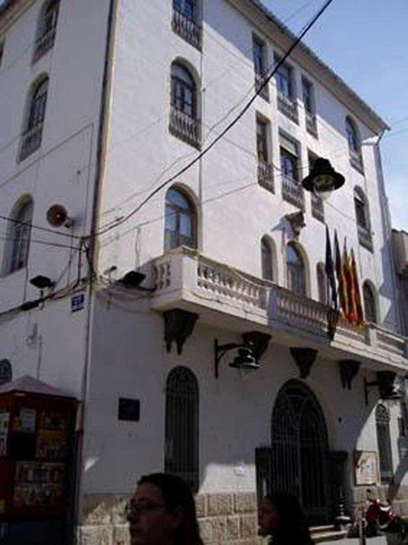 Ayuntamiento de Buñol. EPDA