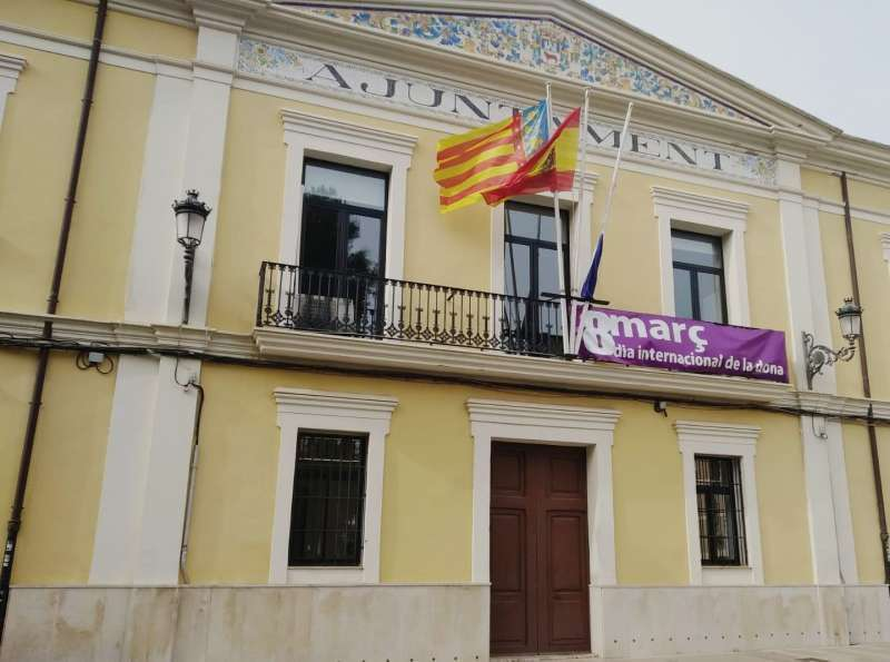 Ajuntament de Manises. EPDA.