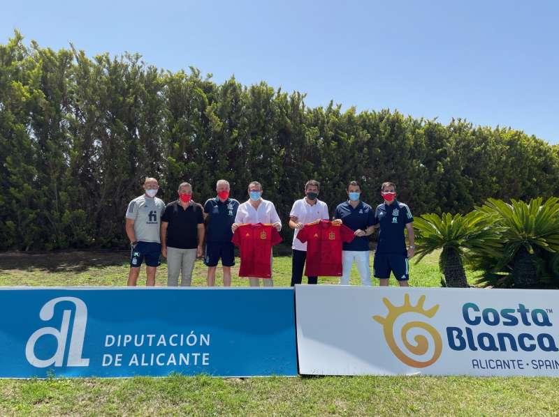 Selección Olímpica de Fútbol/EPDA