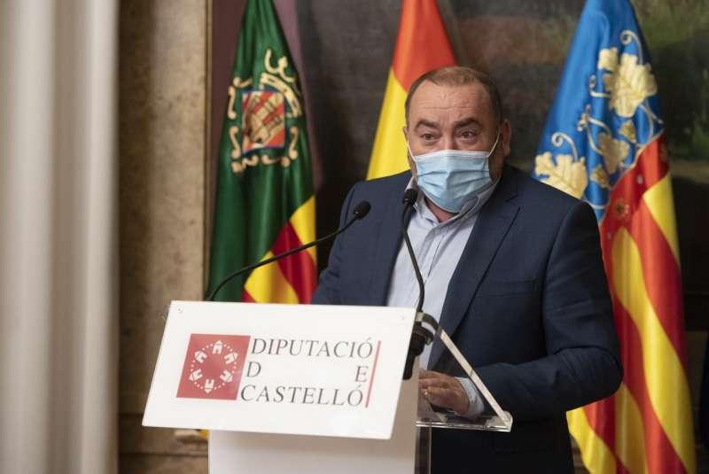 Vicente Pallares, diputado del PP