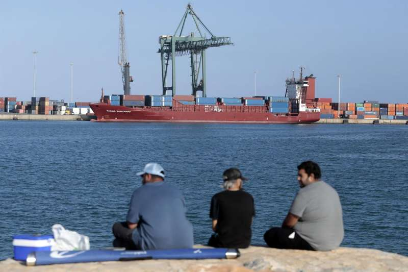 Puerto de Castelló/EFE