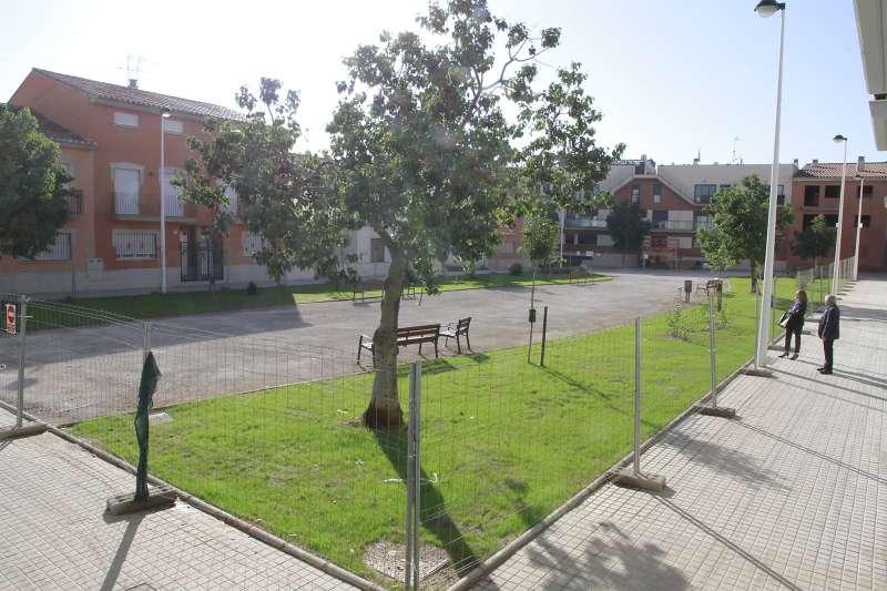 Plaza Rafael Alberti de Puçol. EPDA