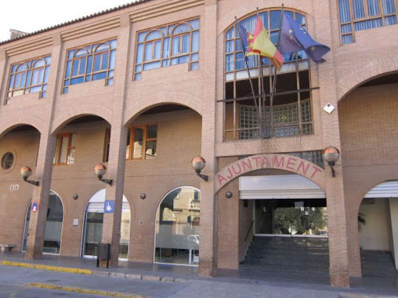Imagen de archivo Ayuntamiento de Llíria./ EPDA
