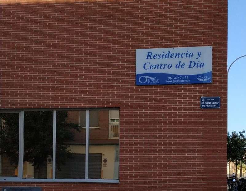 Residencia de Benicalap. EPDA