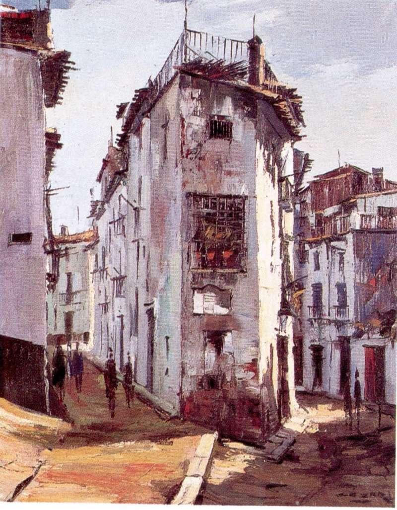 Una de las obras ganadoras de 1962