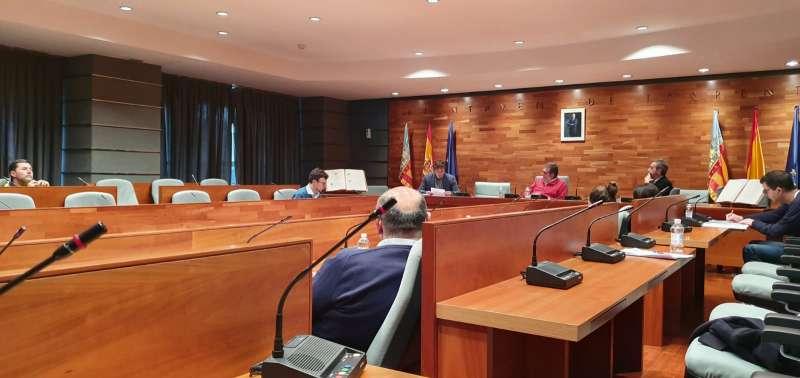 Reunión de CECOPAL. EPDA