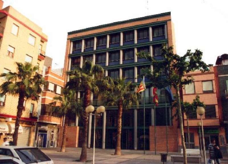Ayuntamiento de Aldaia. EPDA