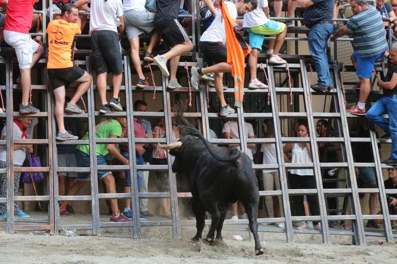 Los toros de la tarde suspendidos