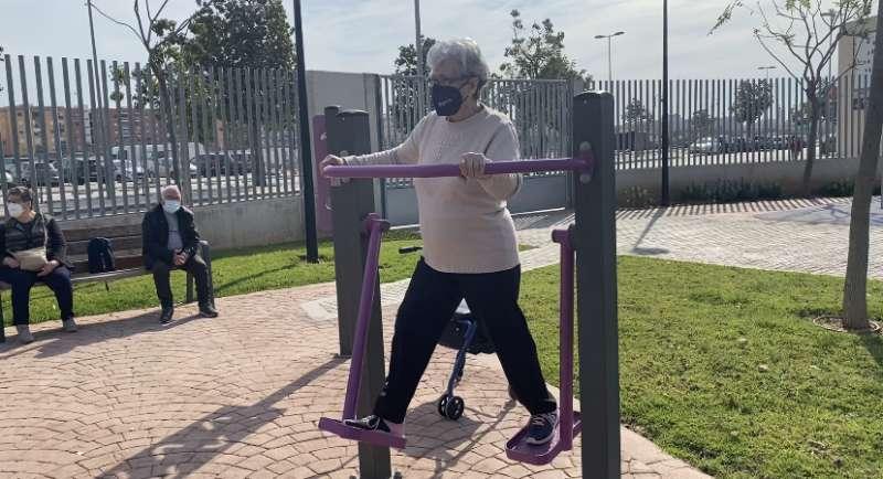 Deporte sano en Quart de Poblet. EPDA