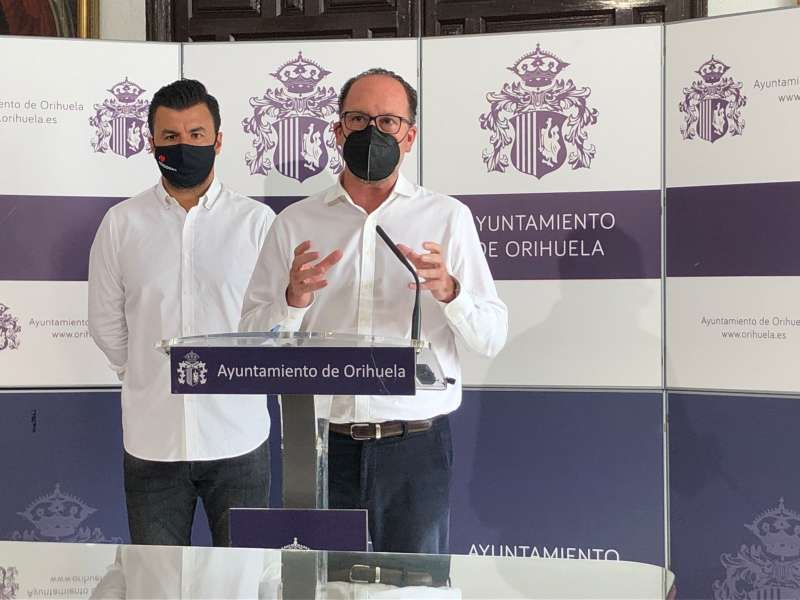 Emilio Bascuñana y José Aix/EPDA