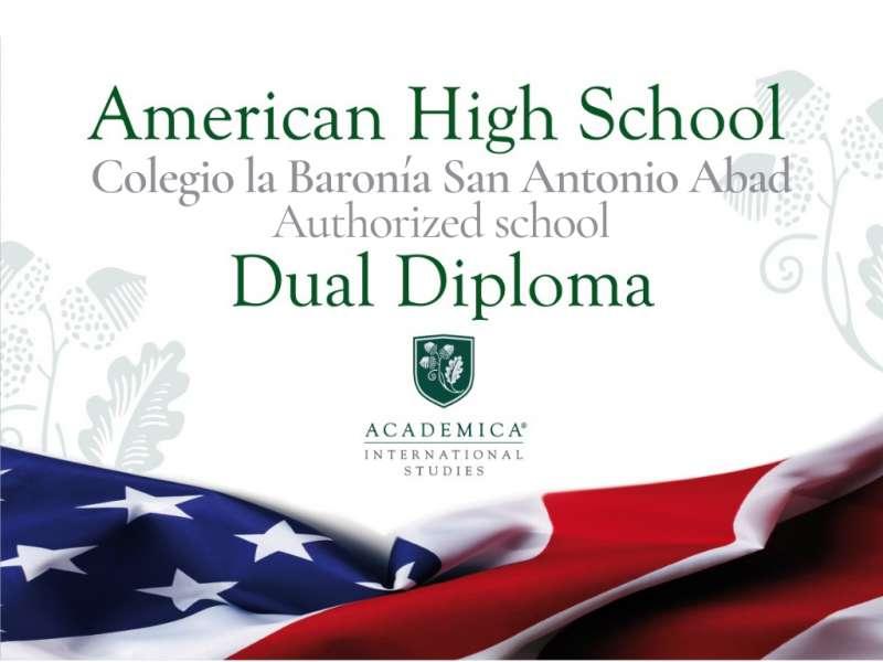 Diploma Bachillerato Americano