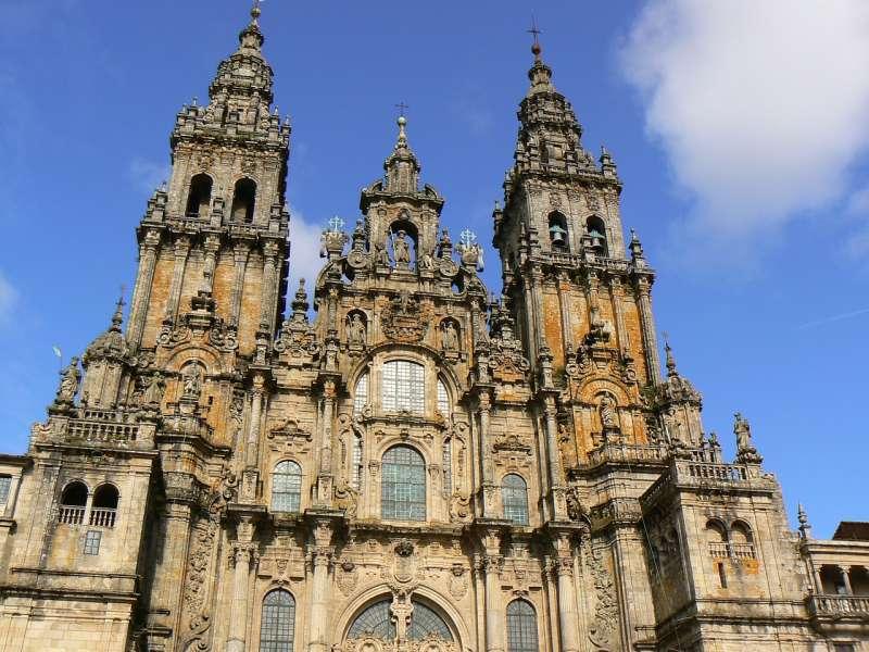 Imagen de archivo de la Catedral de Santiago