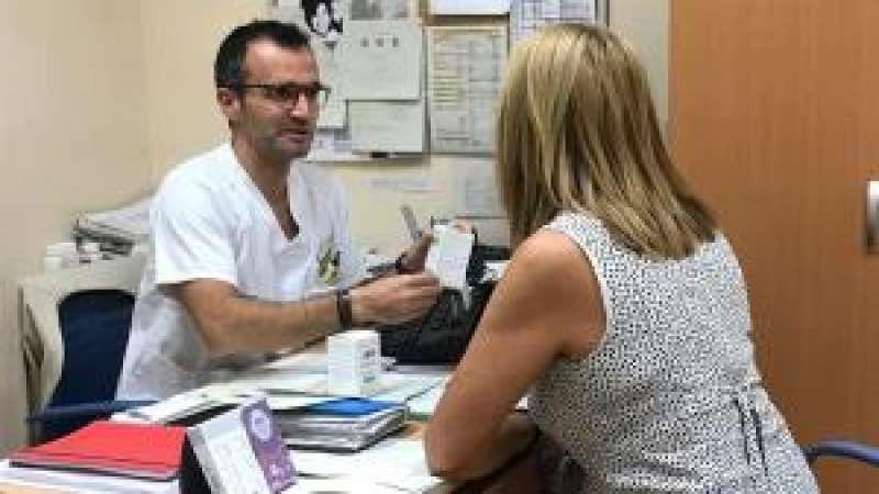 El jefe del Servicio de Farmacia del Hospital General de Castellón, Raúl Ferrando. EFE