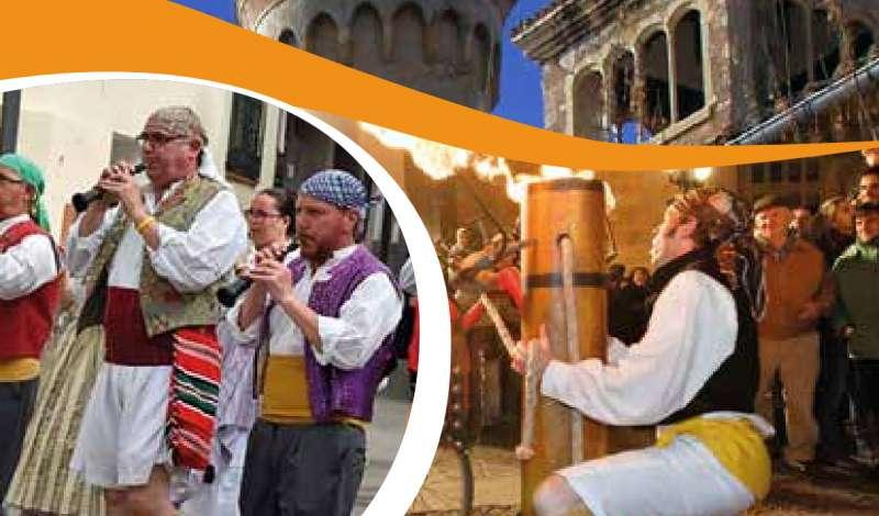 Actividades culturales en todas las comarcas