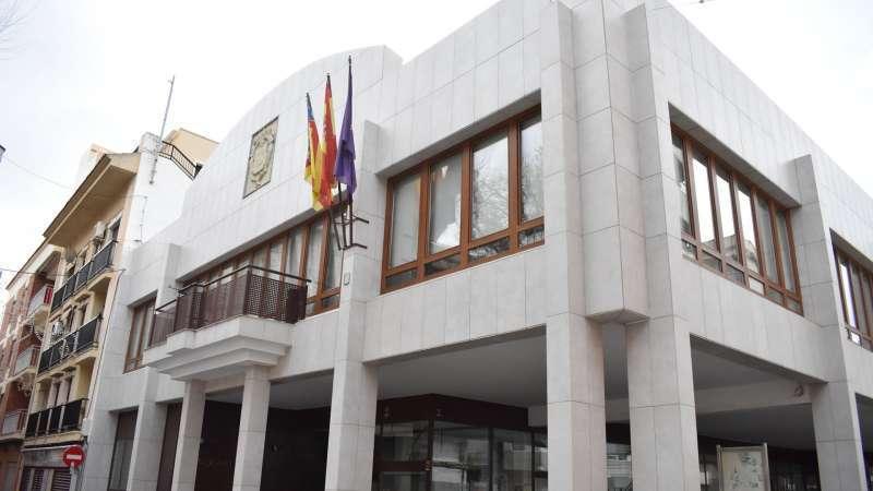 Ayuntamiento Petrer./EPDA