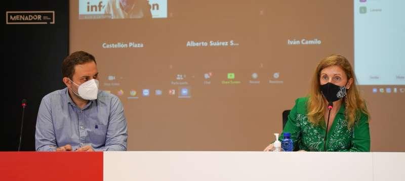 Amparo Marco y José Luis López/EPDA