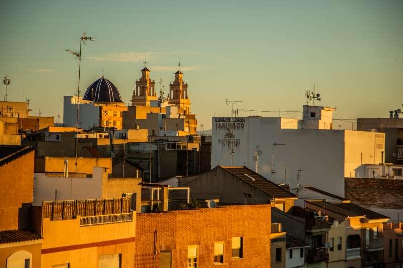 Imagen del municipio de Riba-roja. / EPDA
