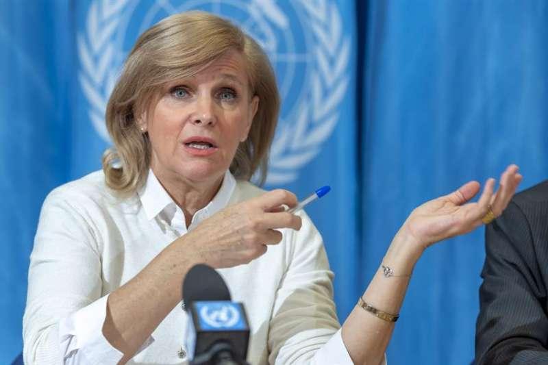 La directora de Salud Pública y Medioambiente de la OMS, María Neira. EFE/EPA/MARTIAL TREZZINI/Archivo