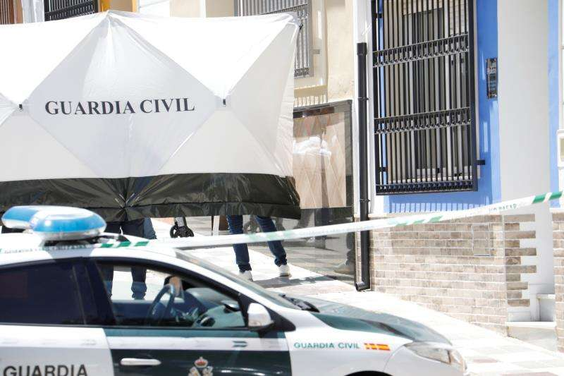 Un coche de la Guardia Civil. EFE/Archivo
