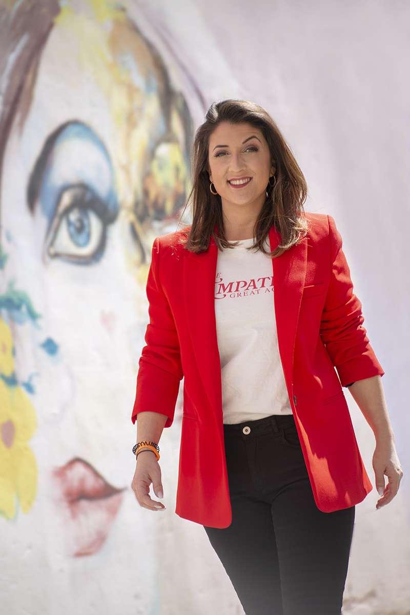 Candidata a la alcaldía de Massanassa, Clara Quiles