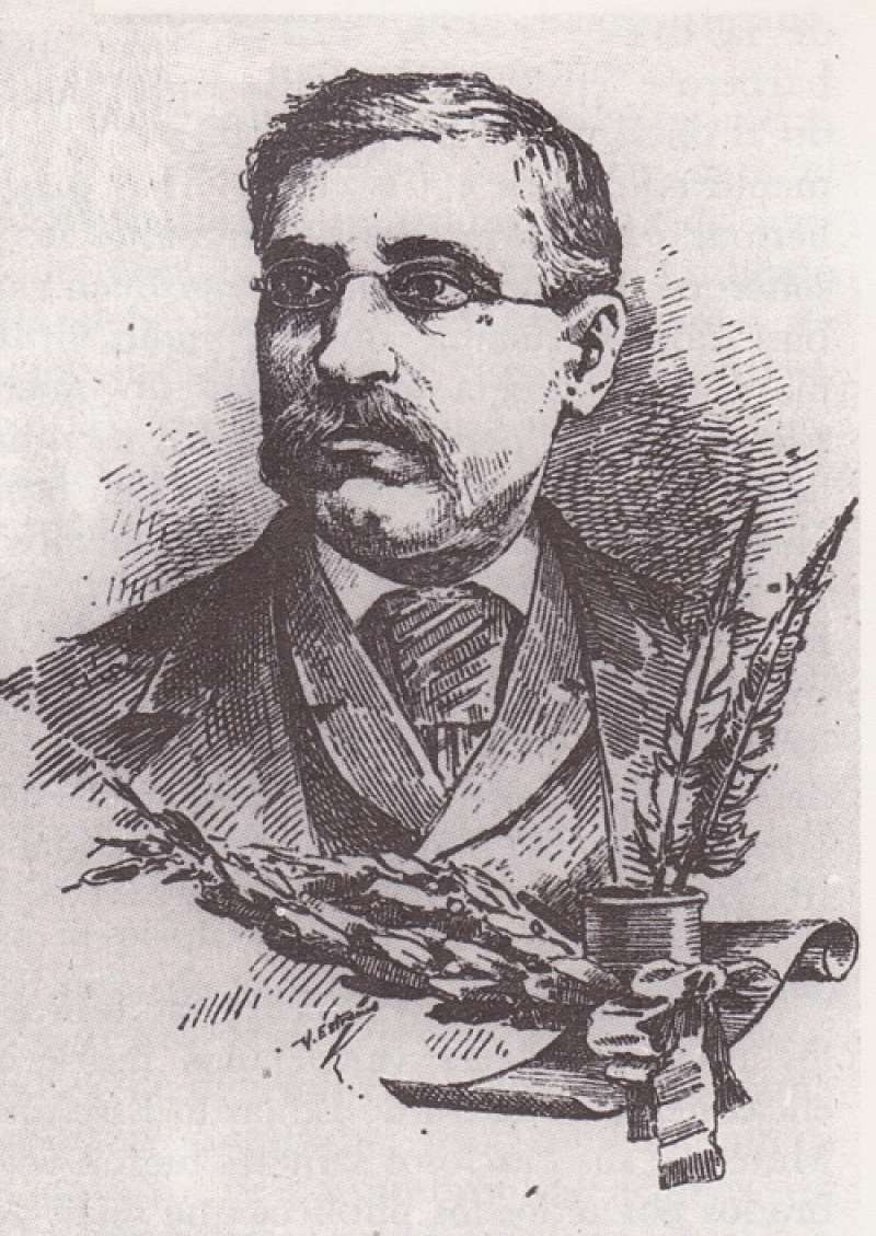 Retrato de Eduardo Escalante