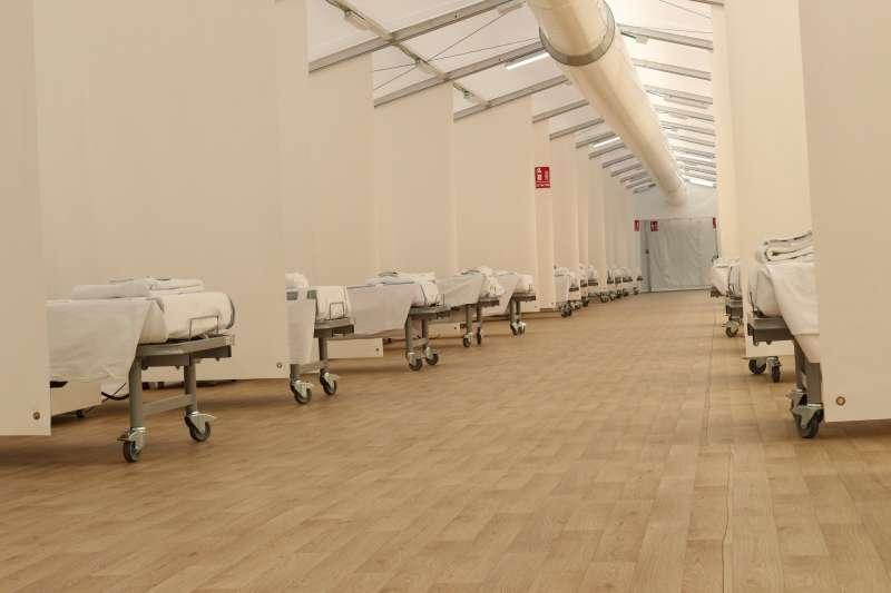 Hospital de campaña