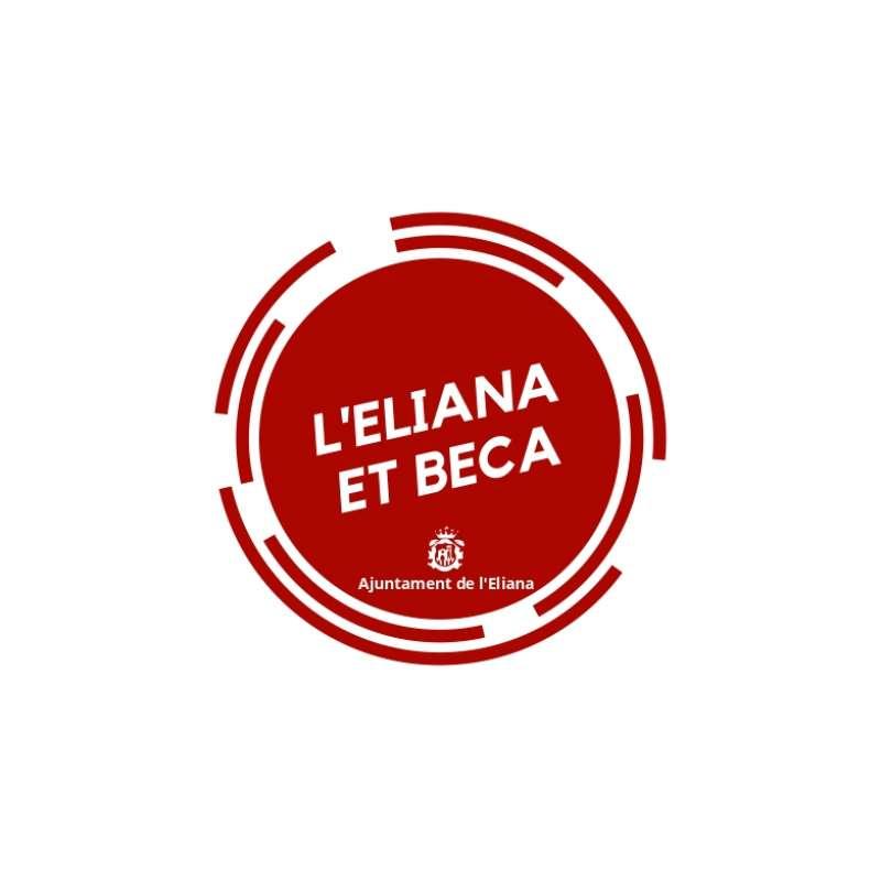 Logo del programa de becas de L