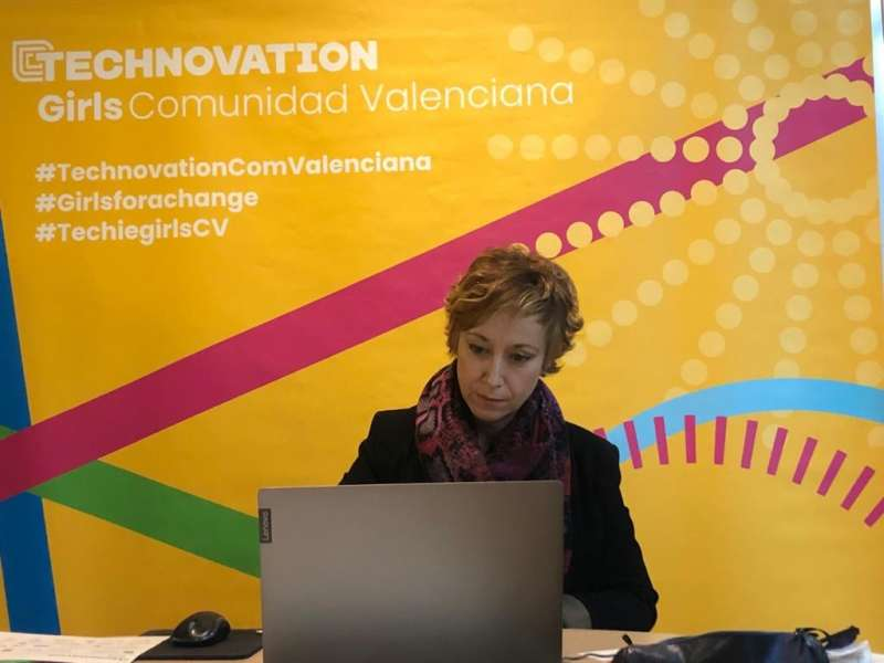 Technovation Girls Comunitat Valenciana.EPDA