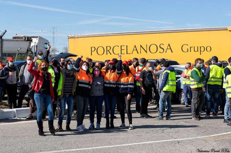 Trabajadores de Pilkington