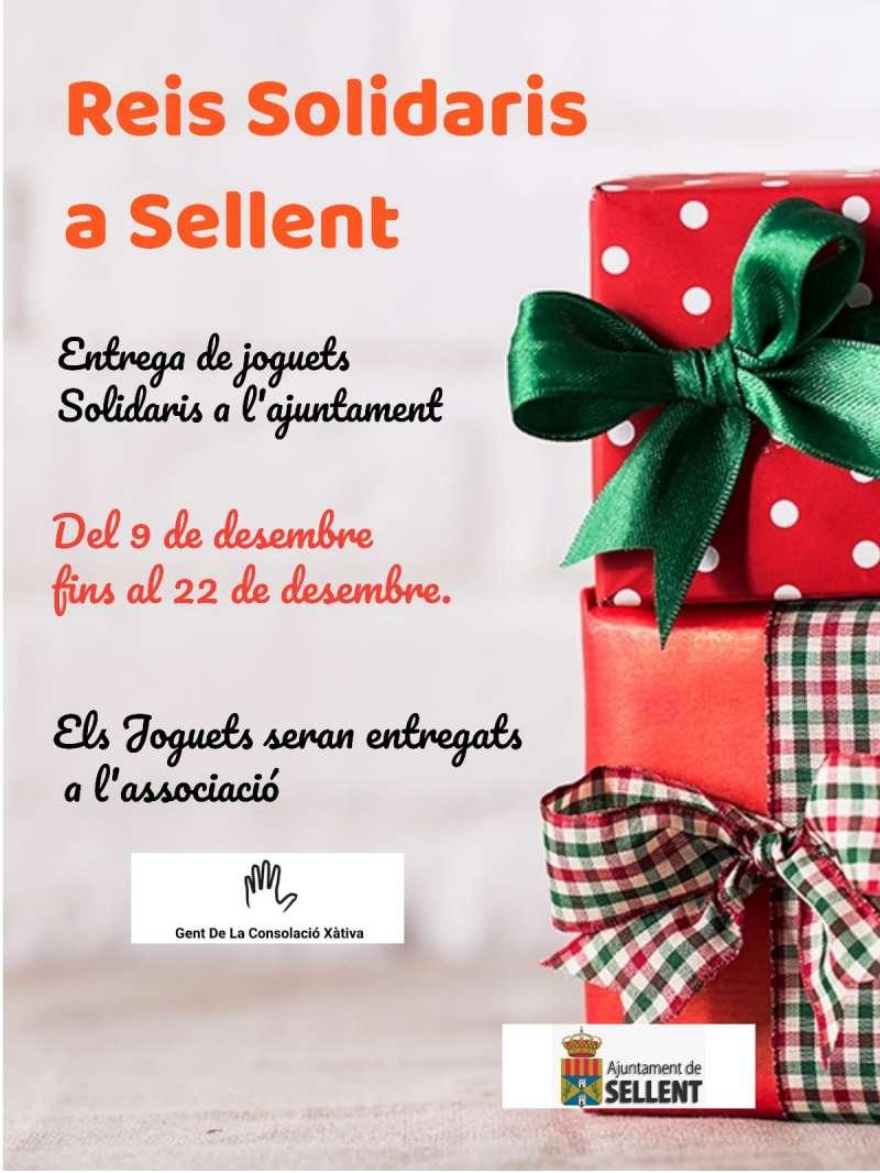 Cartell campanya Sellent./EPDA