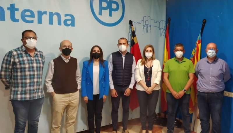 Nuevo Comité de Dirección del PP de Paterna