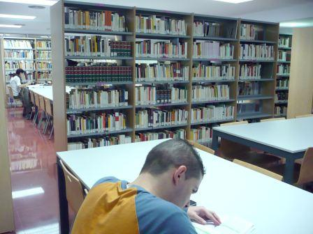 Biblioteca municipal de Catarroja. Foto: EPDA.
