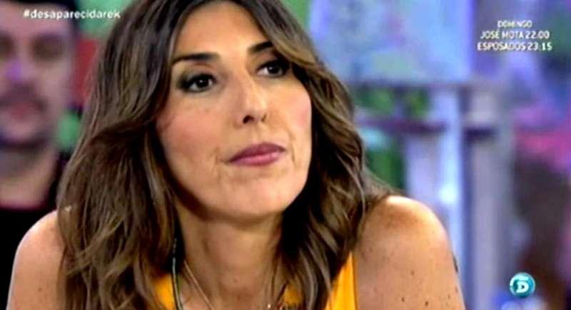 Paz Padilla, una de las presentadoras de Sálvame Diario - Foto: DailyMotion