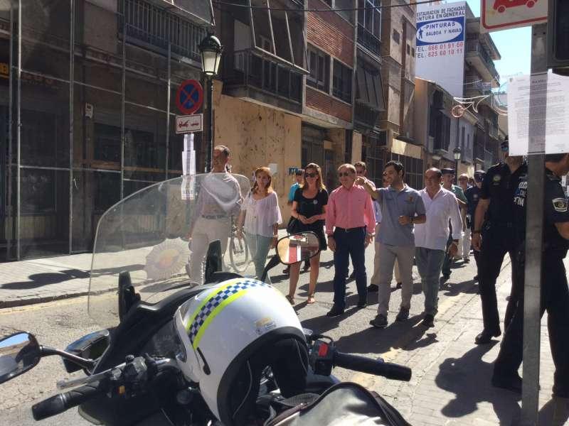 Habrá 1.200 kilos de pólvora, cinco veces más que en la mascletà del 19 de marzo en Valencia