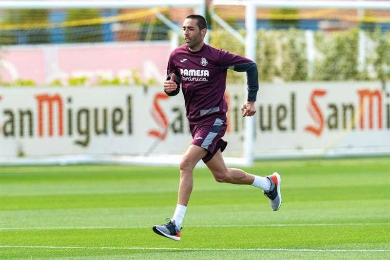 Soriano en una fotografía facilitada por el club. EFE/VillarrealCF