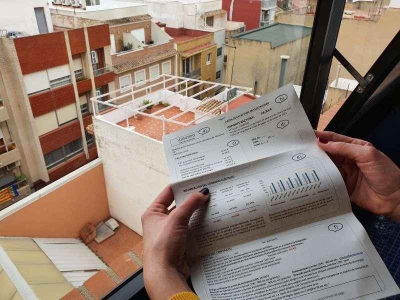 Aldaia informa sobre la factura de consum elèctric. EPDA